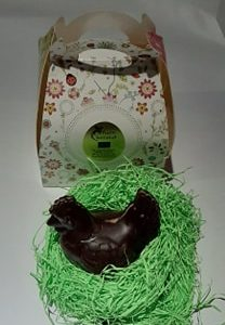 Box avec Cocotte Chocolat et fritures 30g